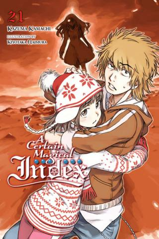 A Certain Magical Index Light Novel 21