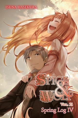 Spice & Wolf Novel 21