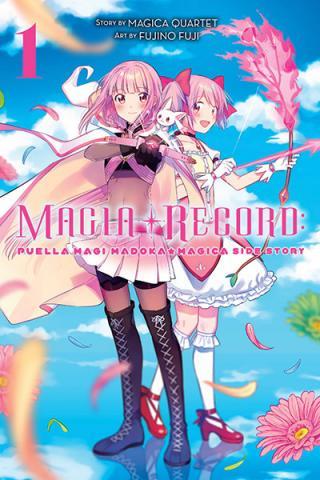 Magia Record: Puella Magi Madoka Magica Side Story Vol 1