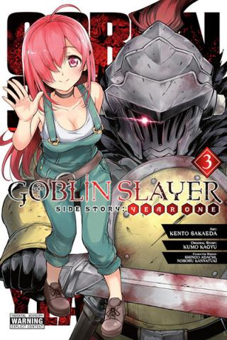 Goblin Slayer Side Story Year One Vol 3