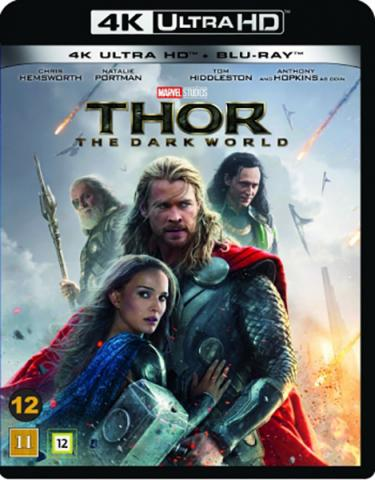 Thor 2: The Dark World (4K Ultra HD+Blu-ray)