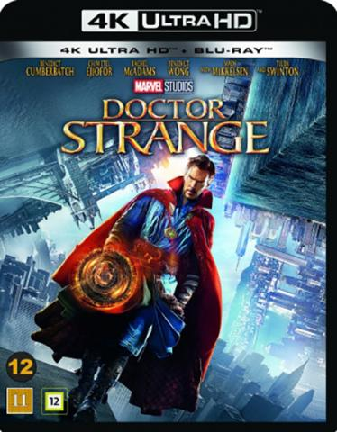 Doctor Strange (4K Ultra HD+Blu-ray)