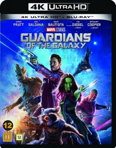 Guardians of the Galaxy (4K Ultra HD+Blu-ray)