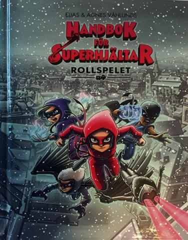 Handbok för superhjältar regelbok - Exklusiva vinterutgåvan