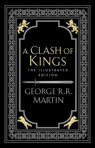 A Clash of Kings (Illustrated Edition)