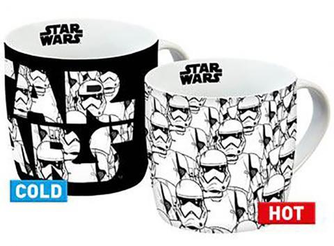Heat Change Mug Stormtrooper Logo