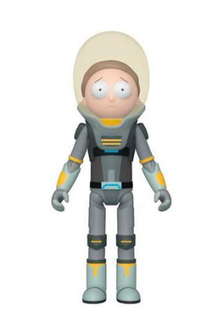 Action Figure Space Suit Morty