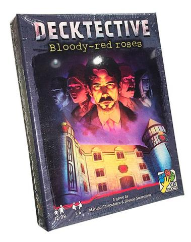 Decktective Bloody-Red Roses