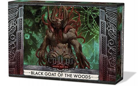 Black Goat of Wood