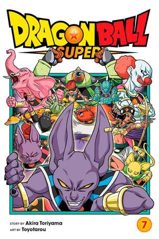 Dragonball Super Vol 7