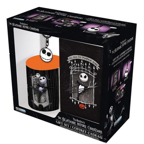 Nightmare Before Christmas Jack Gift Set