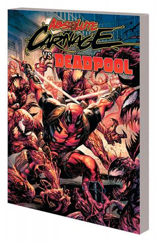 Absolute Carnage Vs Deadpool