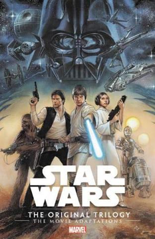 Star Wars Original Trilogy: The Movie Adaptions