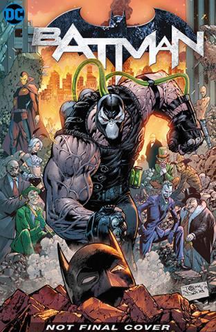 Batman Vol 12: City of Bane Part 1