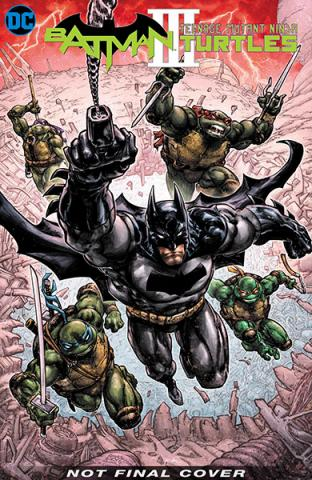 Batman/Teenage Mutant Ninja Turtles III