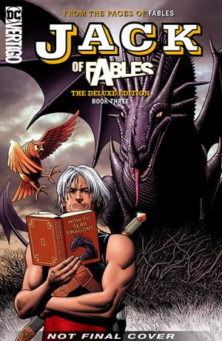 Jack of Fables Deluxe Edition Book 3
