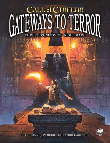 Gateways to Terror - Three Portals Into Nightmare