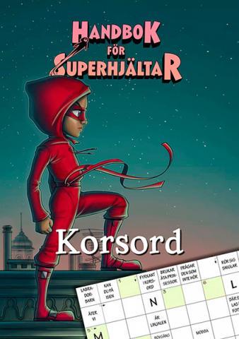 Handbok för Superhjältar - Korsord