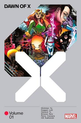 Dawn of X Vol 1