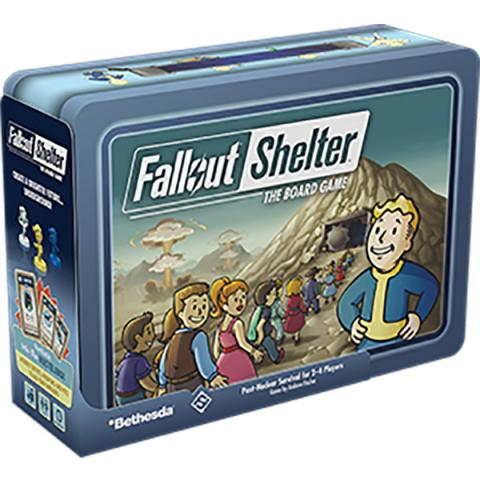 Fallout Shelter: The Board Game