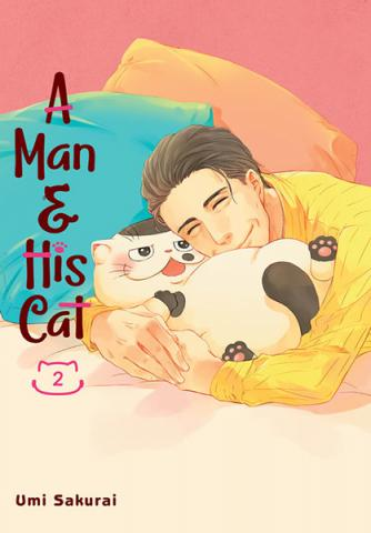 A Man and His Cat 2