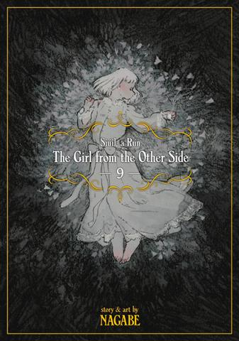 The Girl From the Other Side: Siuil, a Run Vol 9