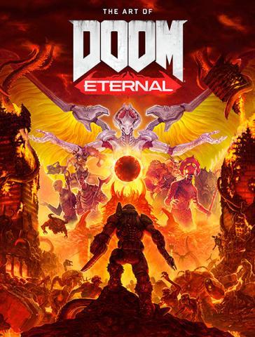 The Art of Doom Eternal