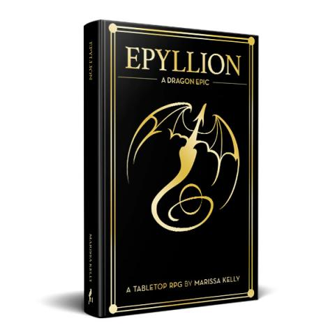 Epyllion: A Dragon Epic RPG (Hardcover)