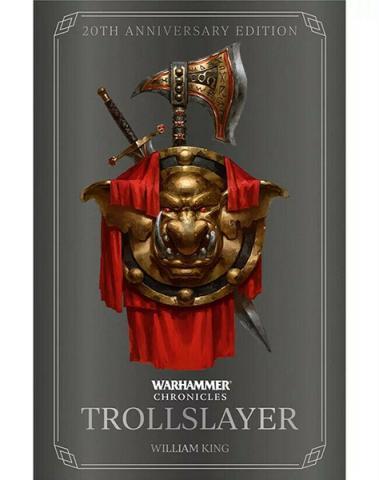 Trollslayer 20th Anniversary Edition