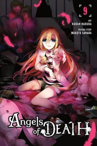 Angels of Death Vol 9