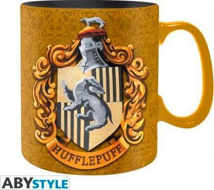 Harry Potter House Hufflepuff 460ml Mug