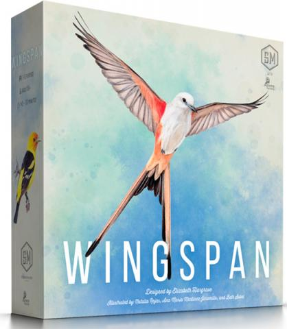 Wingspan - Revised Edition