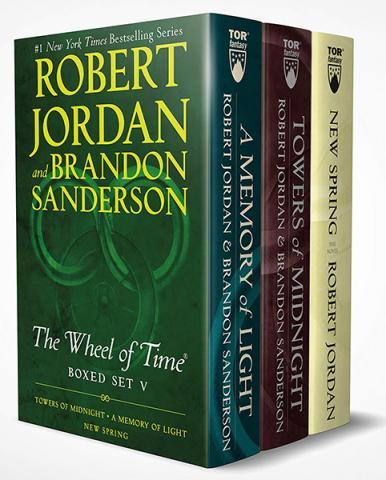 The Wheel of Time Premium Boxed Set V