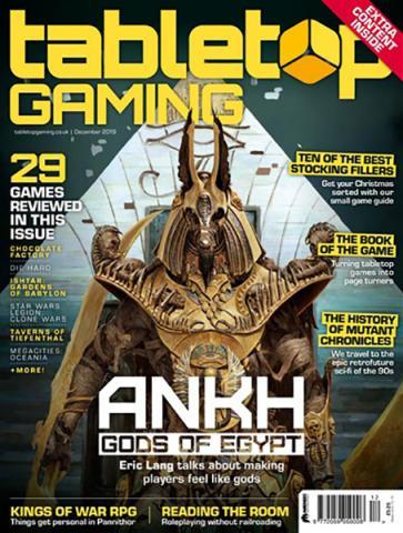 Tabletop Gaming #37, December 2019