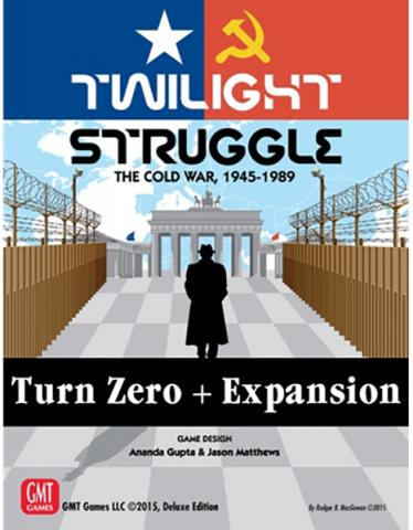 Turn Zero - a Twilight Struggle Expansion