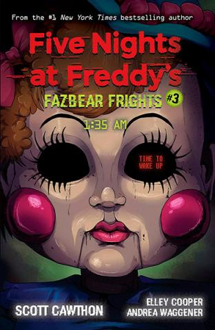 Five Nights at Freddy's: 1: 35