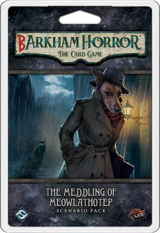 Barkham Horror: The Meddling of Meowlathotep