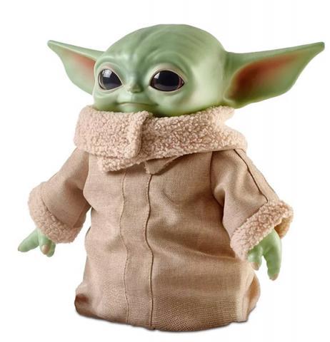 The Child (Baby Yoda) 11-inch Plush