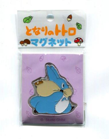 My Neighbor Totoro Magnet Totoro Acorn