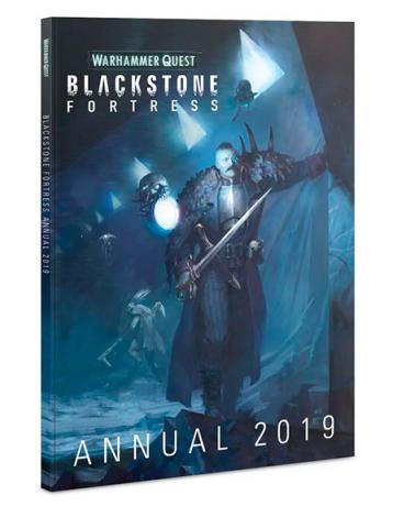 Blackstone Fortress Annual 2019