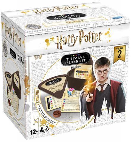 Harry Potter Trivial Pursuit Bitesize Edition Vol 2