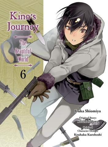 Kino's Journey- the Beautiful World, vol 6