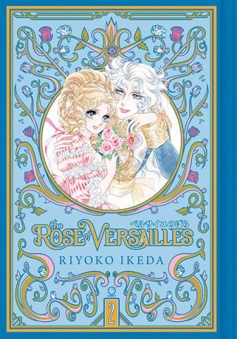 The Rose of Versailles Vol 2