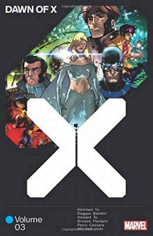 Dawn of X Vol 3