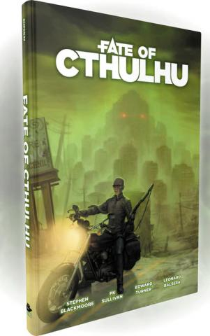 FATE of Cthulhu Core Rules