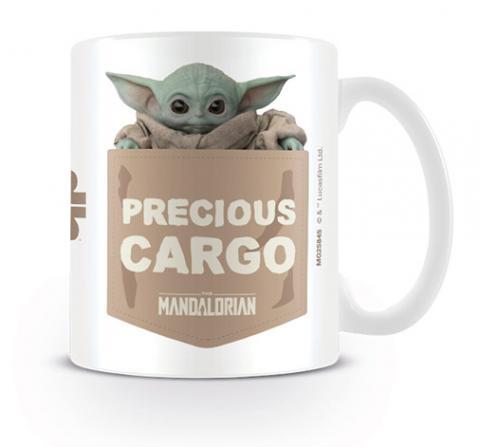 Precious Cargo The Child Coffee Mug