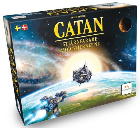 Catan - Stjärnfarare / Mod Stjernerne (Skandinavisk utgåva)