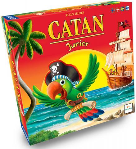 Catan - Junior (Skandinavisk utgåva)
