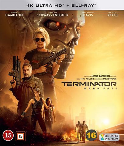 Terminator: Dark Fate (4K Ultra HD+Blu-ray)