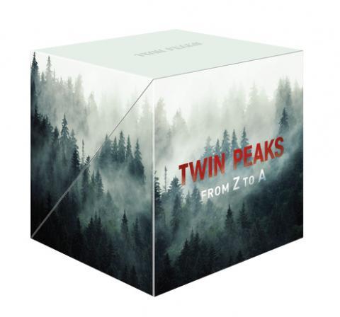 Twin Peaks: From Z to A (4K Ultra HD+Blu-ray)